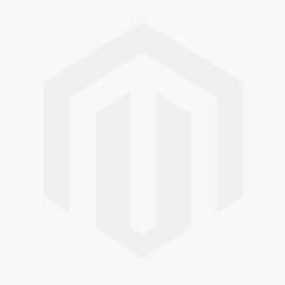 Galicia Custom Sterling Silver Diamond And Sapphire Lock Pendant With Chain